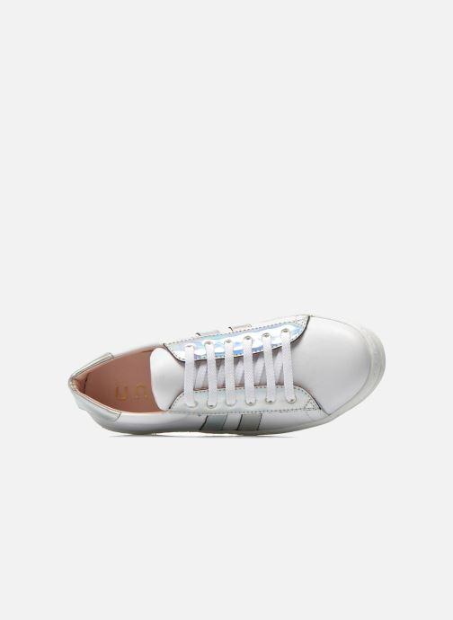 Sneaker Unisa Calixto weiß ansicht von links