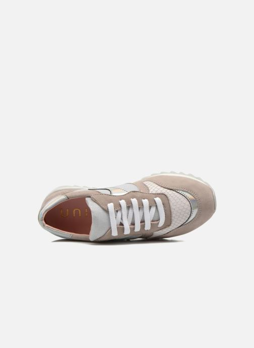 Sneaker Unisa Dalton grau ansicht von links