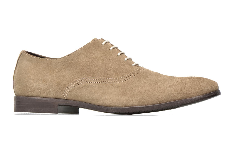 Chaussures à lacets Marvin&Co Nicolieu Beige vue derrière