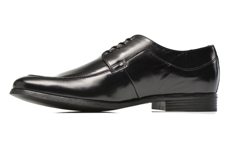 Chaussures à lacets Marvin&Co Narciso Noir vue face