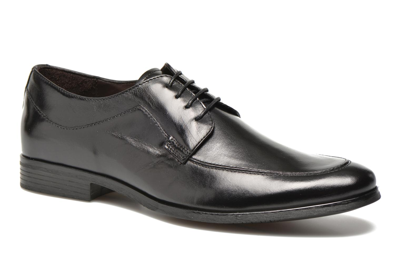 Chaussures à lacets Marvin&Co Narciso Noir vue détail/paire