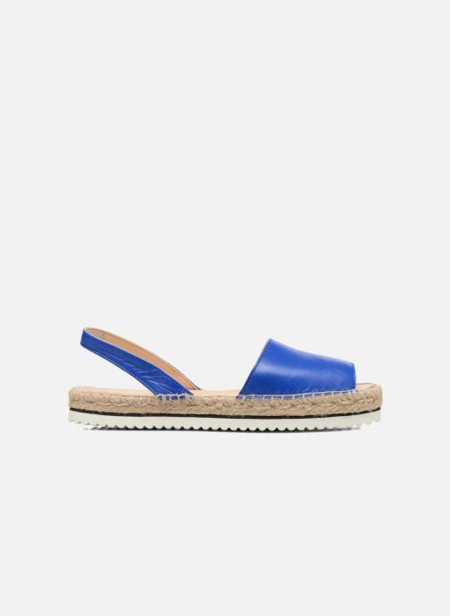 Sandali e scarpe aperte Anaki Tequila Azzurro immagine posteriore