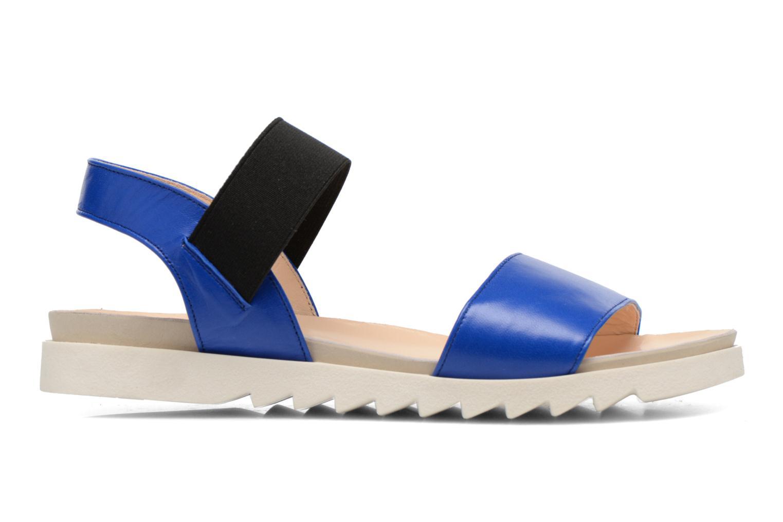 Sandales et nu-pieds Anaki Miami Bleu vue derrière