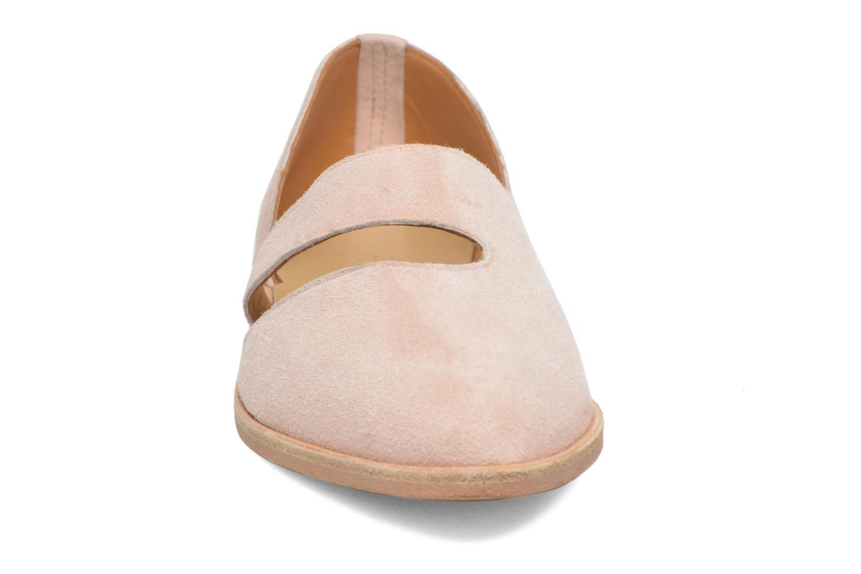 Ballerines Anaki Coast Rose vue portées chaussures