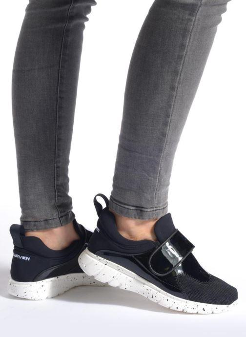 Sneakers Carven Running Nero immagine dal basso
