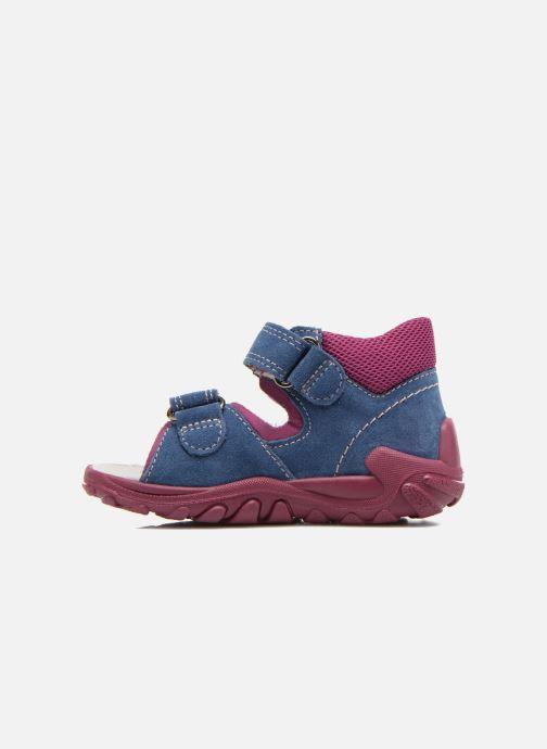 Sandali e scarpe aperte Superfit Flow Azzurro immagine frontale