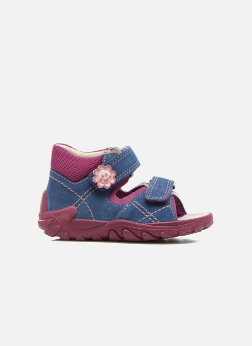 Sandali e scarpe aperte Superfit Flow Azzurro immagine posteriore