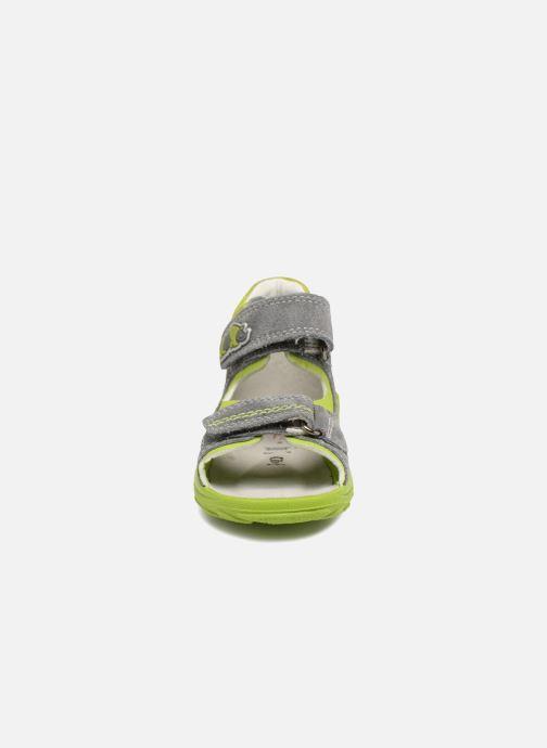 Sandales et nu-pieds Superfit Flow Gris vue portées chaussures