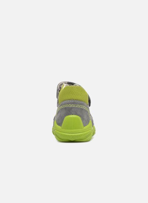 Sandales et nu-pieds Superfit Flow Gris vue droite