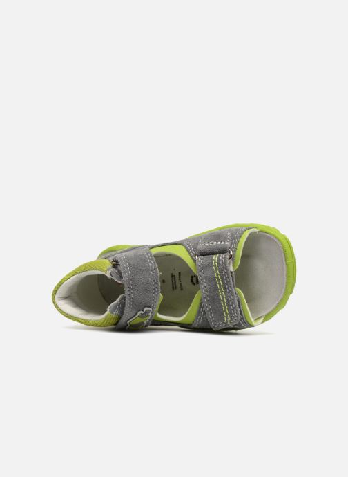 Sandals Superfit Flow Grey view from the left