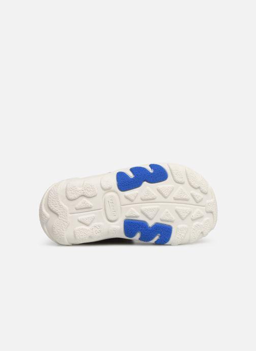 Sandales et nu-pieds Superfit Flow Bleu vue haut