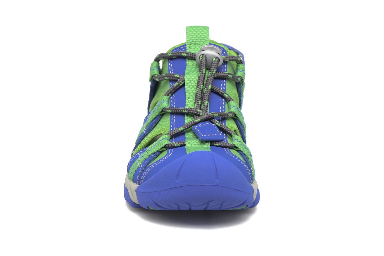Sandales et nu-pieds Superfit Octopuss Vert vue portées chaussures