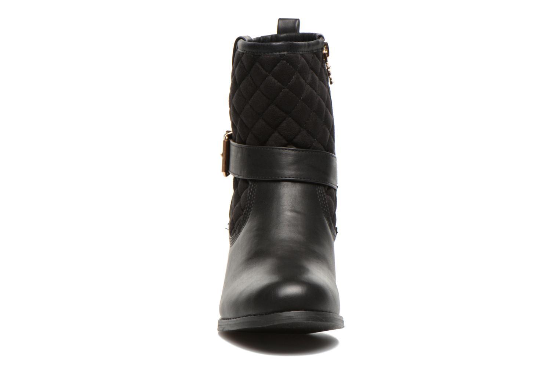 Bottines et boots Xti Piha Noir vue portées chaussures