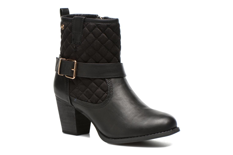 Bottines et boots Xti Piha Noir vue détail/paire