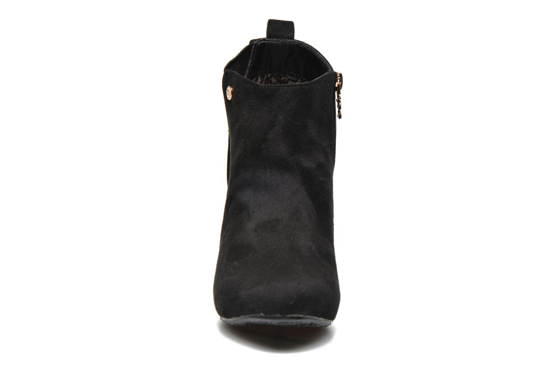 Bottines et boots Xti Nago Noir vue portées chaussures