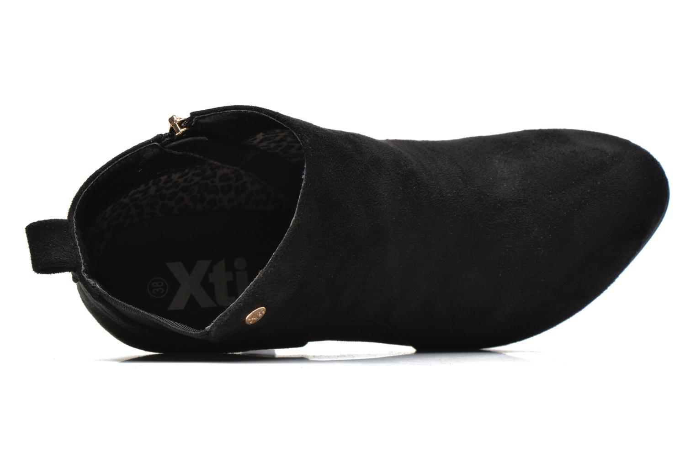Bottines et boots Xti Nago Noir vue gauche