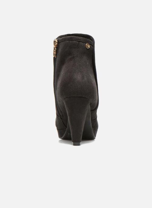 Bottines et boots Xti Sumba Noir vue droite