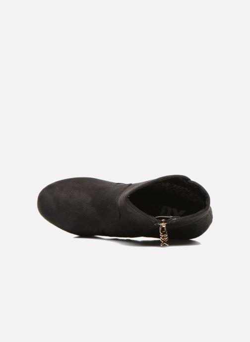 Bottines et boots Xti Sumba Noir vue gauche