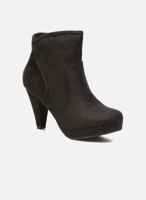 Bottines et boots Xti Sumba Noir vue détail/paire
