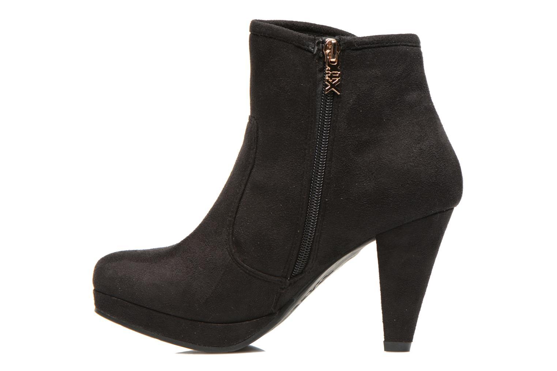 Bottines et boots Xti Sumba Noir vue face