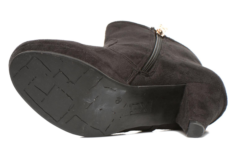 Bottines et boots Xti Sumba Noir vue haut