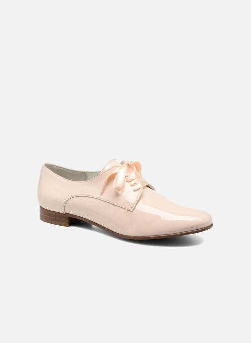 Chaussures à lacets Georgia Rose Alilikou Beige vue détail/paire