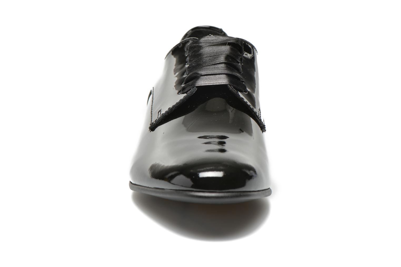 Chaussures à lacets Georgia Rose Alilikou Noir vue portées chaussures