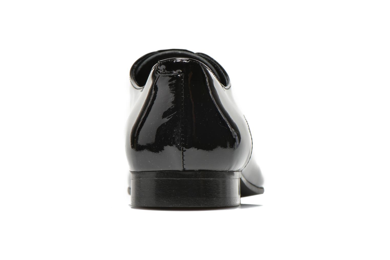 Chaussures à lacets Georgia Rose Alilikou Noir vue droite