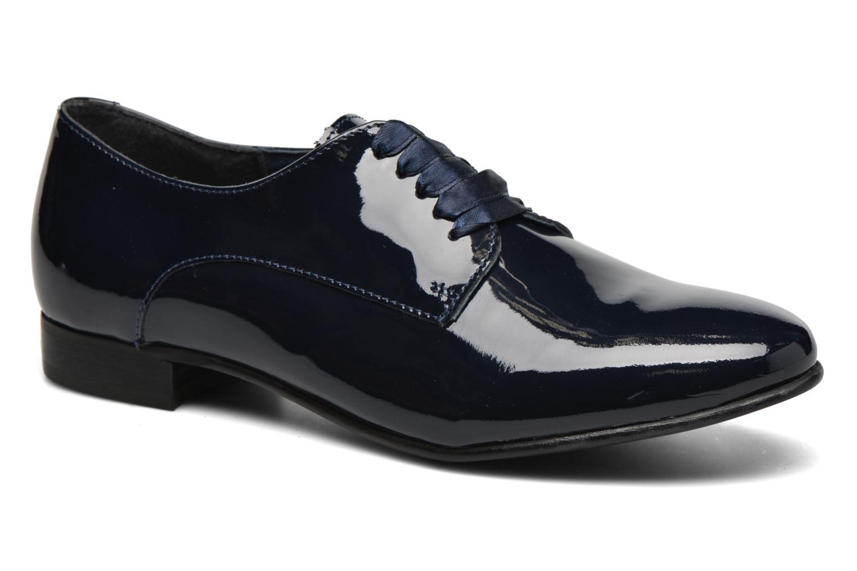 Chaussures à lacets Georgia Rose Alilikou Bleu vue détail/paire