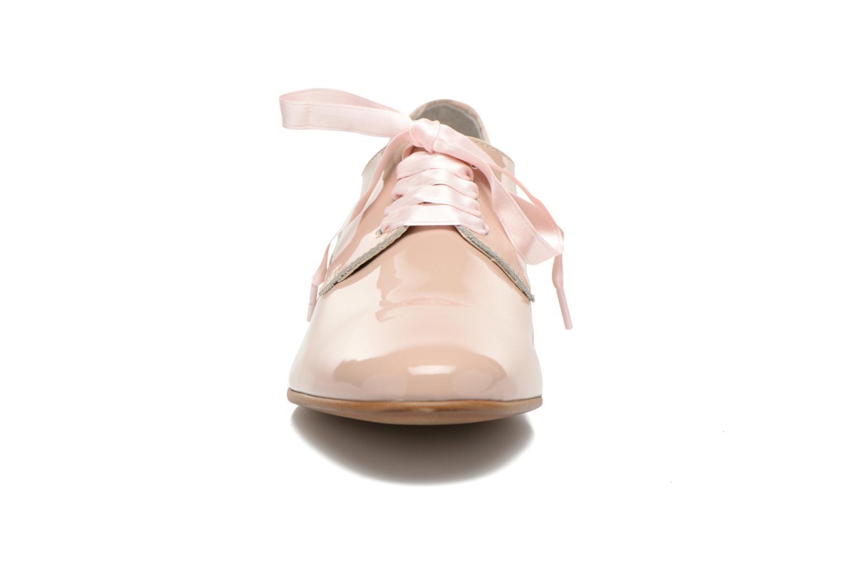 Chaussures à lacets Georgia Rose Alilikou Rose vue portées chaussures