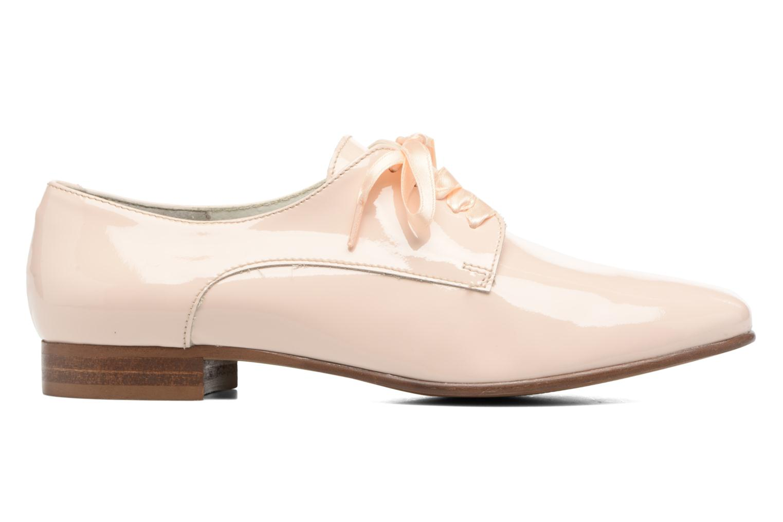 Chaussures à lacets Georgia Rose Alilikou Beige vue derrière