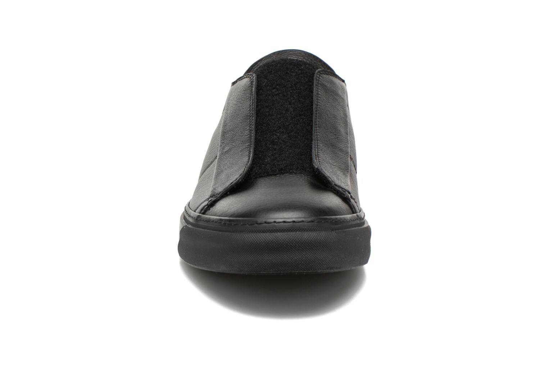Baskets Marc Jacobs Welldone Noir vue portées chaussures