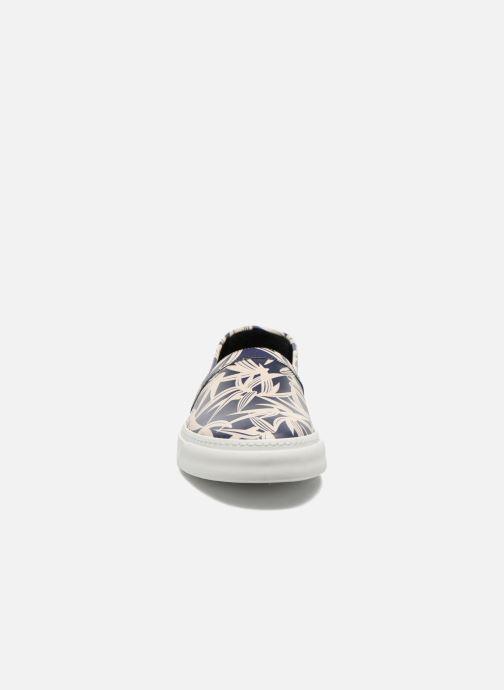 Baskets Marc Jacobs Chillout Bleu vue portées chaussures