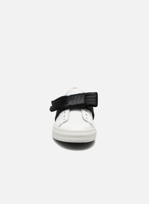 Baskets Marc Jacobs Chic Blanc vue portées chaussures