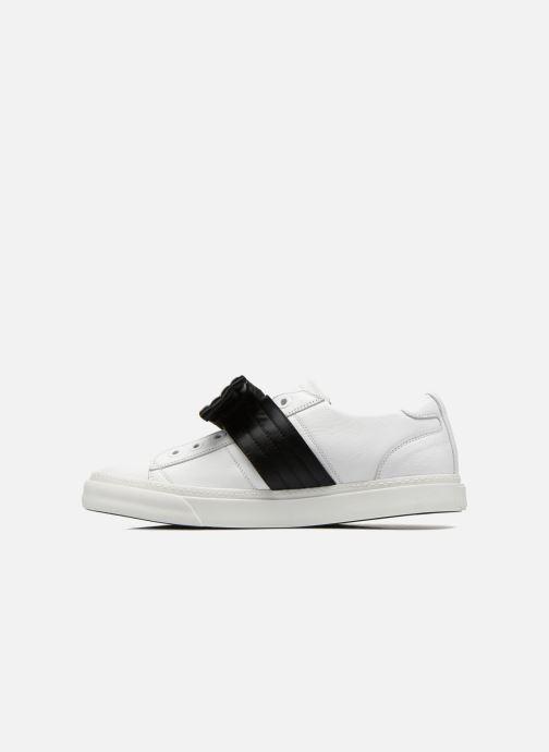 Baskets Marc Jacobs Chic Blanc vue face
