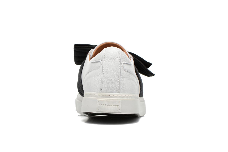 Baskets Marc Jacobs Chic Blanc vue droite