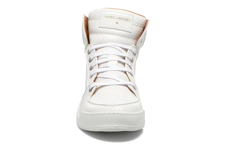 Baskets Marc Jacobs Sporty Blanc vue portées chaussures