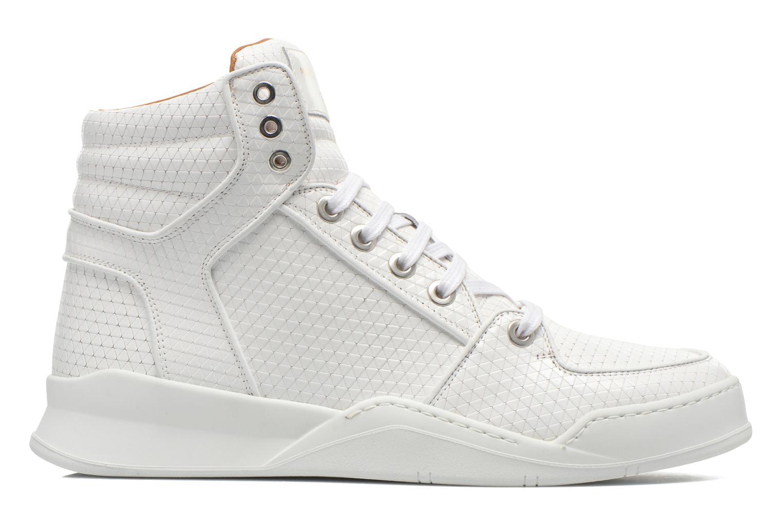 Baskets Marc Jacobs Sporty Blanc vue derrière