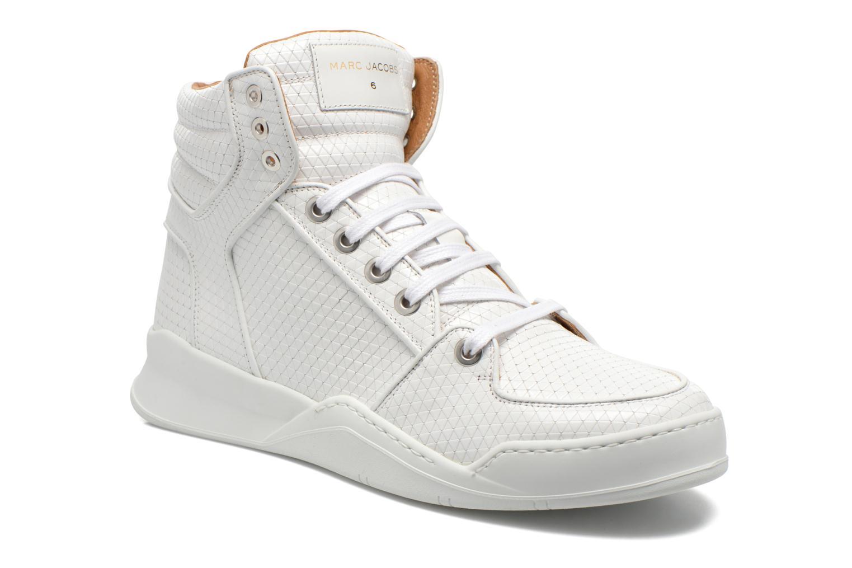 Baskets Marc Jacobs Sporty Blanc vue détail/paire
