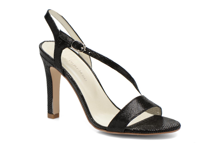 Sandales et nu-pieds Georgia Rose Eluje Noir vue détail/paire