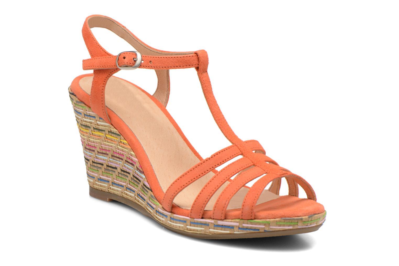 Sandalen Georgia Rose Emerita orange detaillierte ansicht/modell