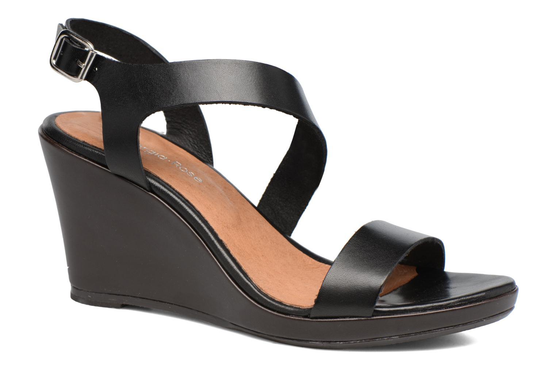 Sandales et nu-pieds Georgia Rose Ecarme Noir vue détail/paire