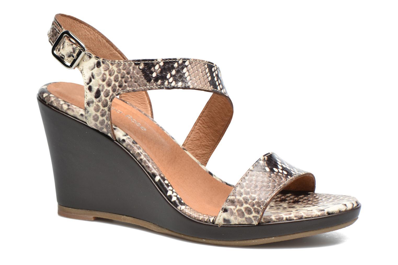 Sandales et nu-pieds Georgia Rose Ecarme Beige vue détail/paire