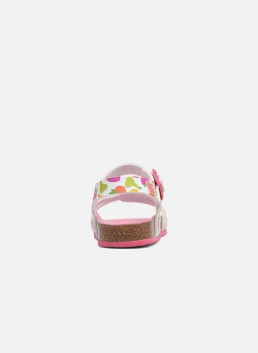 Sandales et nu-pieds Agatha Ruiz de la Prada Bio Agatha Multicolore vue droite