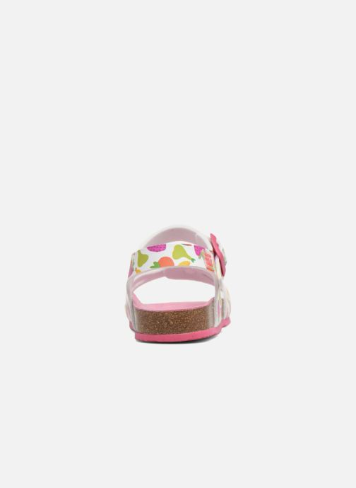 Sandals Agatha Ruiz de la Prada Bio Agatha Multicolor view from the right