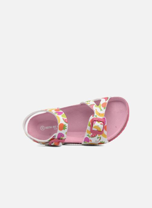 Sandals Agatha Ruiz de la Prada Bio Agatha Multicolor view from the left
