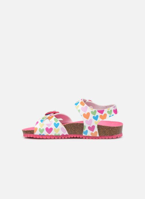 Sandales et nu-pieds Agatha Ruiz de la Prada Bio Agatha Multicolore vue face