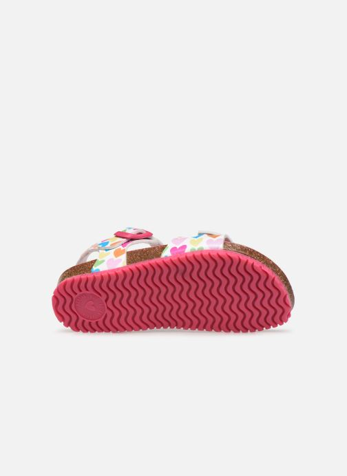 Sandales et nu-pieds Agatha Ruiz de la Prada Bio Agatha Multicolore vue haut