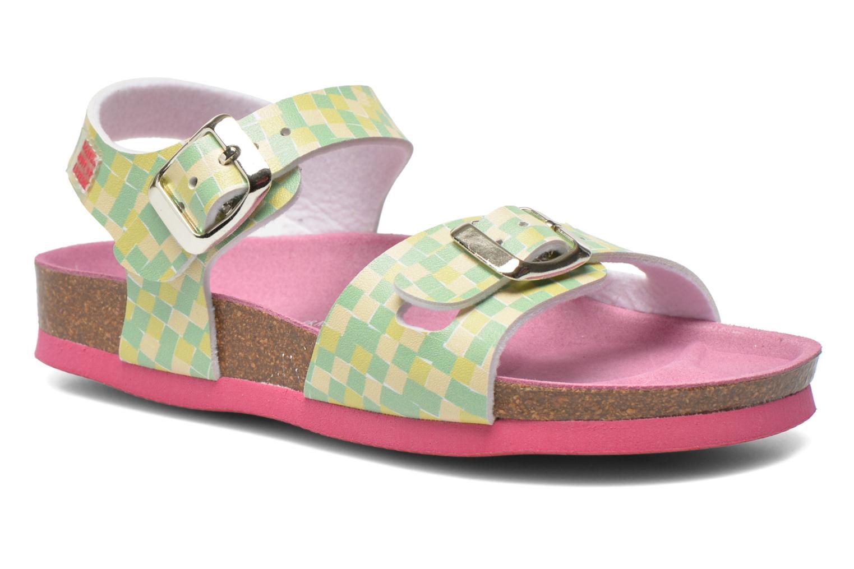 Sandales et nu-pieds Agatha Ruiz de la Prada Bio Agatha Vert vue détail/paire