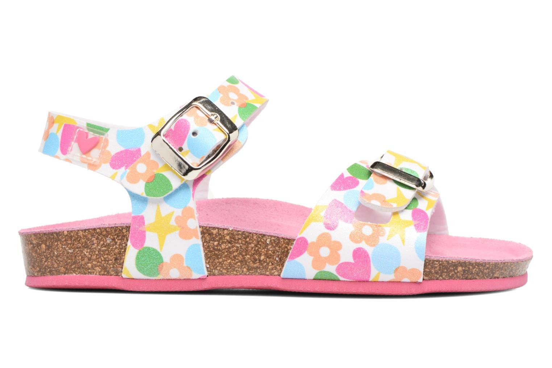 Sandales et nu-pieds Agatha Ruiz de la Prada Bio Agatha Multicolore vue derrière